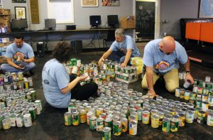 Canned Good Sorting