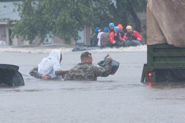 USDA and THHSC Announce Approval of D-SNAP for Texas Disaster Areas