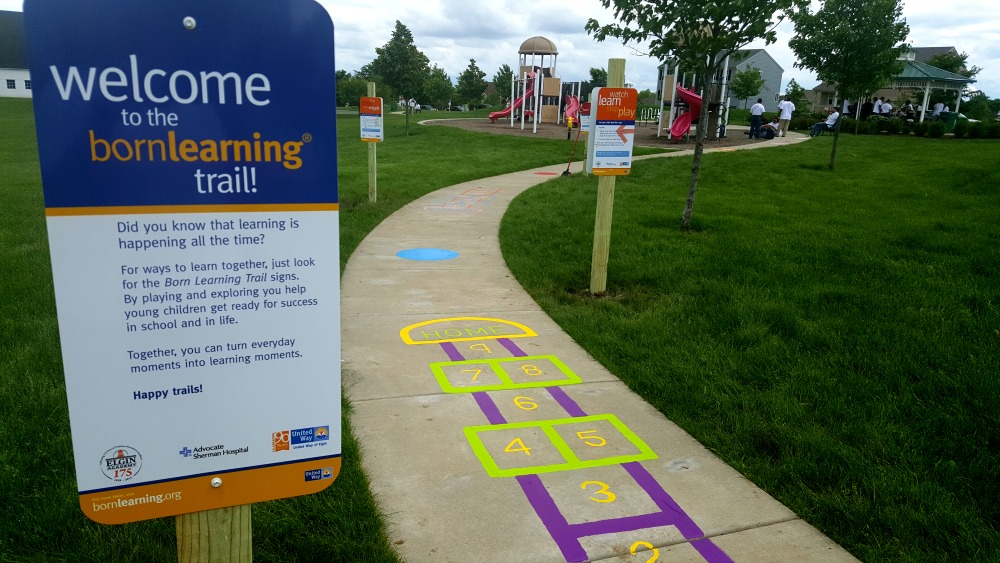 North Louisiana's First Born Learning Trail