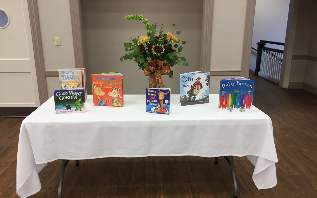 UNITED WAY OF NWLA AND BHP LAUNCH  DOLLY PARTON'S IMAGINATION LIBRARY FOR DESOTO PARISH CHILDREN