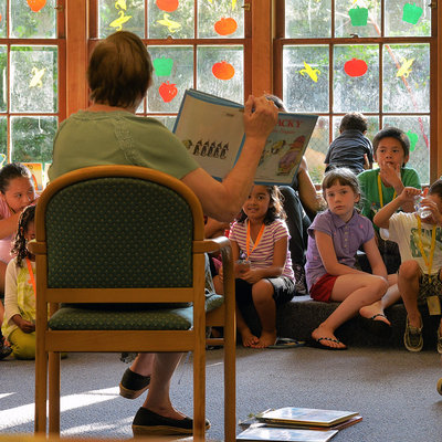 NPR:  Baby's Got Mail: Free Books Boost Early Literacy