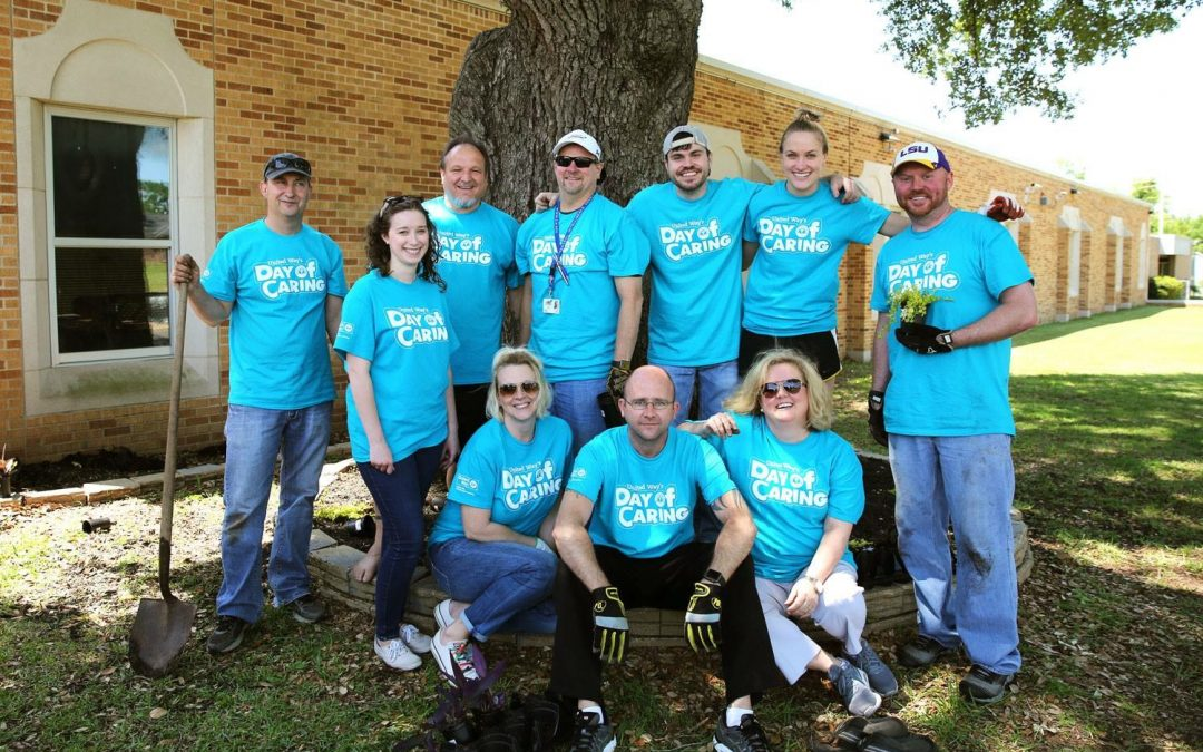 700 PLUS INVOLVED FOR ANNUAL UNITED WAY DAY OF CARING