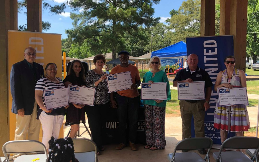 Natchitoches Celebrates Born Learning Trail Installation, Receives More Than $40k in Grants