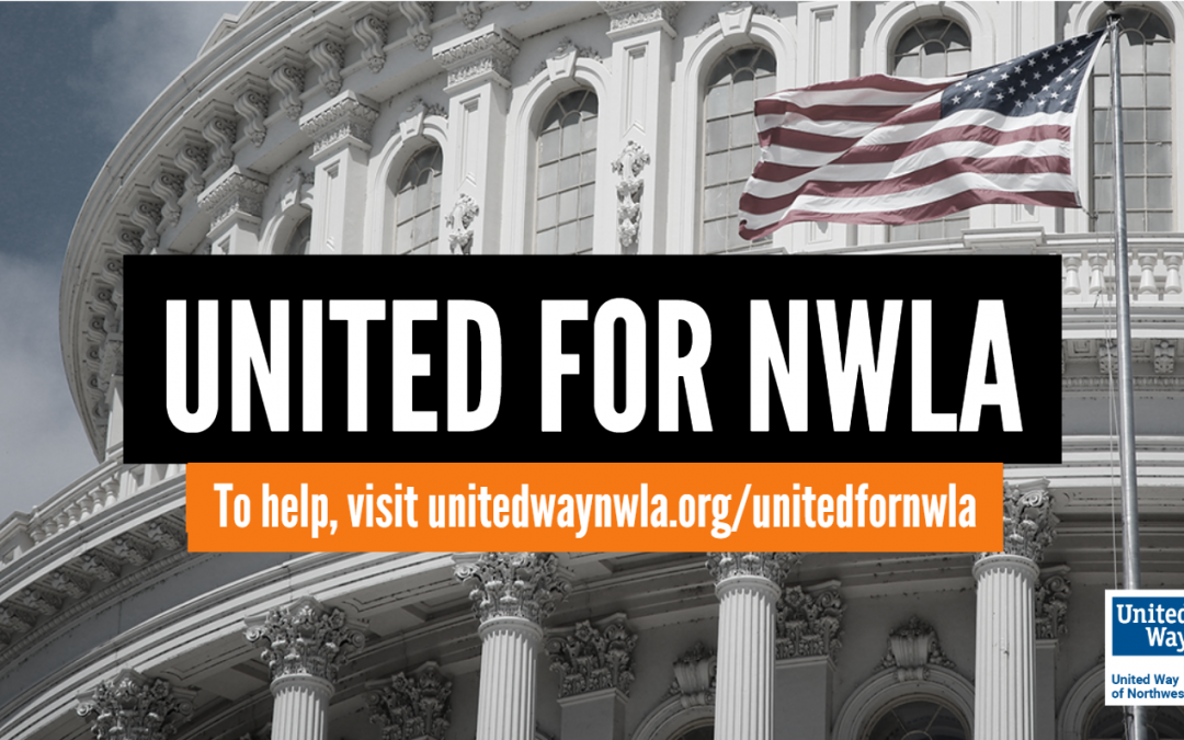 UNITED WAY ESTABLISHES FUND TO BENEFIT WORKERS IMPACTED BY SHUTDOWN