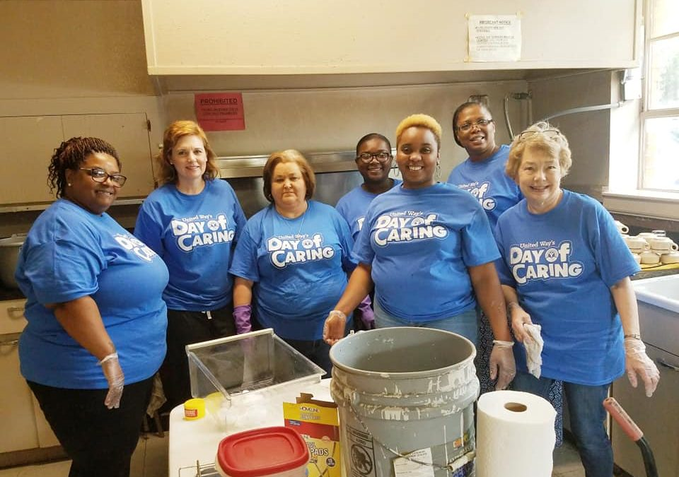 Fifth Annual Day of Caring Minden