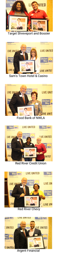Pacesetters United Way Nwla