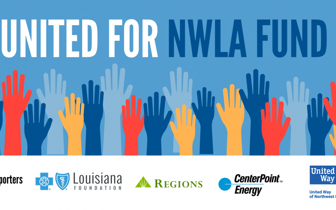 BCBS LOUISIANA FOUNDATION, CENTERPOINT ENERGY AND REGIONS BANK SUPPORTS UNITED WAY'S COVID-19 EMERGENCY RESPONSE EFFORTS