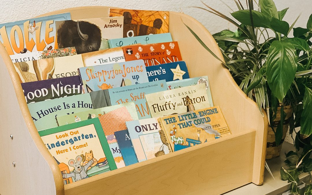 UNITED WAY DONATES BOOKS FROM DOLLY PARTON'S IMAGINATION LIBRARY TO 10 HEAD START CENTERS
