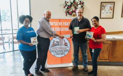 UNITED WAY RECEIVES $40,000 IN GRANTS FROM INTERNATIONAL PAPER FOUNDATION