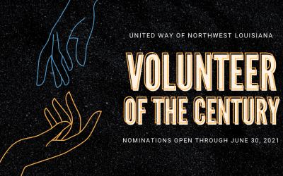UNITED WAY SEARCHES FOR OUTSTANDING VOLUNTEERS TO CELEBRATE 100 YEARS OF SERVICE